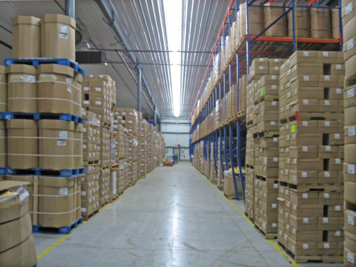 holland cold storage keller builds
