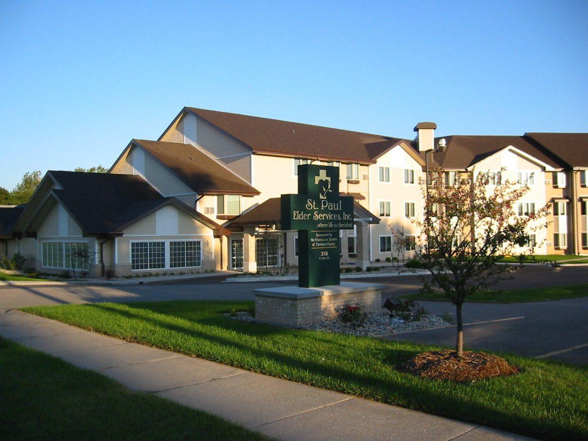 St. Paul Elder Services, Inc. | Keller Builds