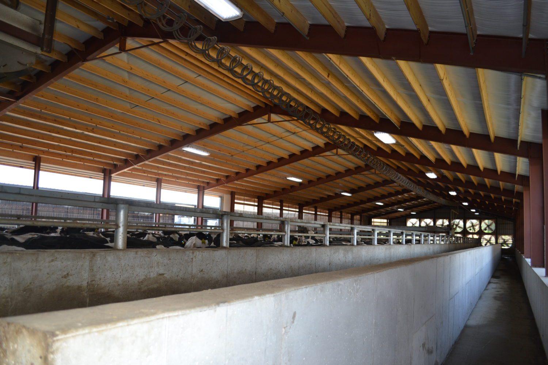 Robinway Dairy Farms Keller Builds