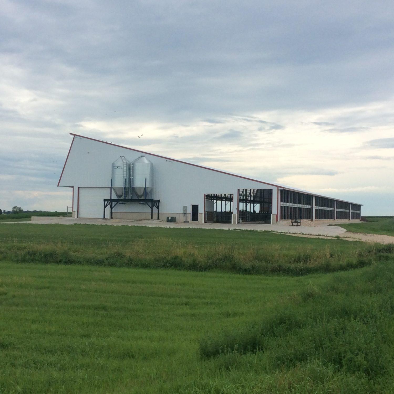 Agriculture Keller Builds