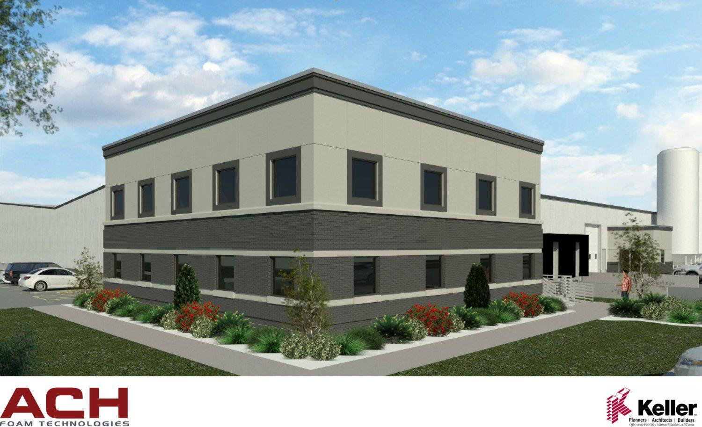 Keller Inc To Build For Ach Foam Technologies Keller Builds